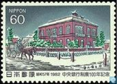 Bank of Japan 100 years