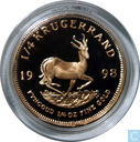 South Africa ¼ krugerrand 1998 (PROOF)