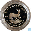 South Africa ¼ krugerrand 1999 (PROOF)