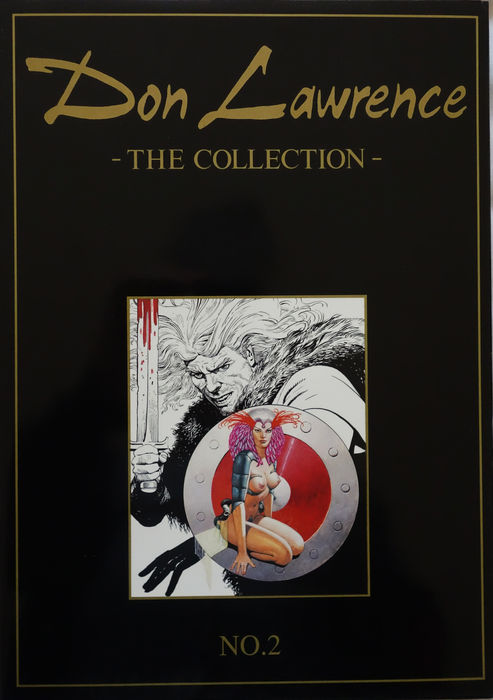 Don Lawrence - The Collection - 12x hc met stofomslag + box - 1e druk - (1989 / 2001)