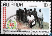 25 years of independence