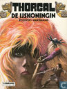 Comic Books - Thorgal - De ijskoningin