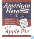 American Hero Tea I Apple Pie