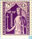 Postage Stamps - Luxembourg - Countess Ermesinde