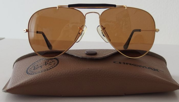 8bdf8bbb97 Ray Ban B L - Outdoorsman Chromax Driving series   W1663 - Sunglasses