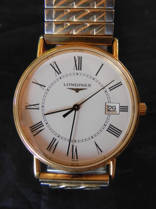LONGINES  L4.636.2 - Men's wrist watch