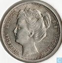Coins - the Netherlands - Netherlands 25 cent 1902