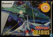Video games - Nintendo NES (Nintendo Entertainment System) - Gradius