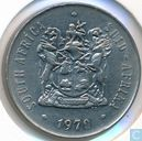 South Africa 50 cents 1970