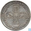 United Kingdom ½ crown 1686