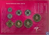 Coins - Netherlands Antilles - Netherlands Antilles mint set 2005