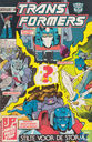 Comic Books - Transformers - Stilte voor de storm!