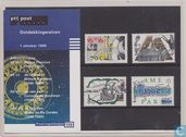 Postage Stamps - Netherlands [NLD] - Discovery Travel