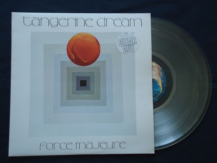 Tangerine Dream - 11 Records Never played! - Catawiki