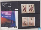 Postage Stamps - Netherlands [NLD] - 50 years UNICEF
