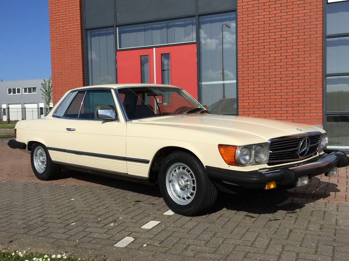 Mercedes-Benz - 380 SLC - 1981