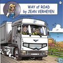 Way of road by Jean Verheyen