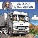 Bandes dessinées - Jean Verheyen - Way of road by Jean Verheyen