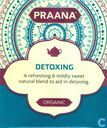 Tea bags and Tea labels - Praana™ - Detoxing