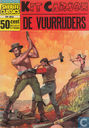 Comic Books - James Butler Hickok - De vuurrijders