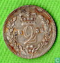 United Kingdom 2 pence 1838