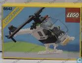 Lego 6642 Police Helicopter