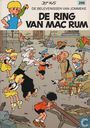 Comic Books - Jeremy and Frankie - De ring van Mac Rum