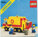 Lego 6693 Refuse Collection Truck