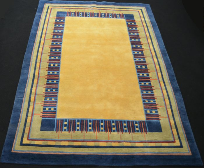 Nepal - carpet from the Sagarmatha collections - circa 1990