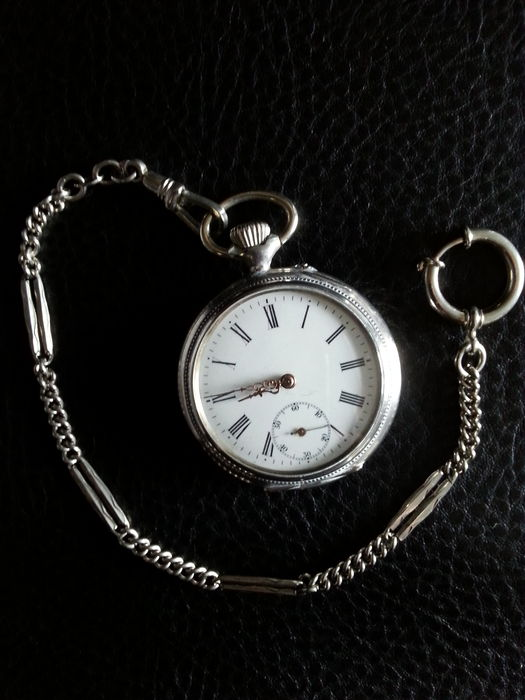 Cylindre Pocket Watch Serial Numbers