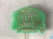 Arabier [gold on green]