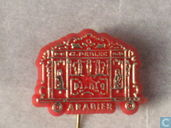 Arabier [or sur rouge]