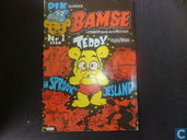 Comic Books - Bamse - Nummer  1