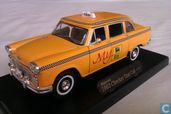 Checker Taxi Cab 1963 My Eni