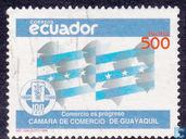 100 years Chamber of Commerce of Guayaquil