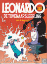 Comic Books - Leonardo - De tovenaarsleerling