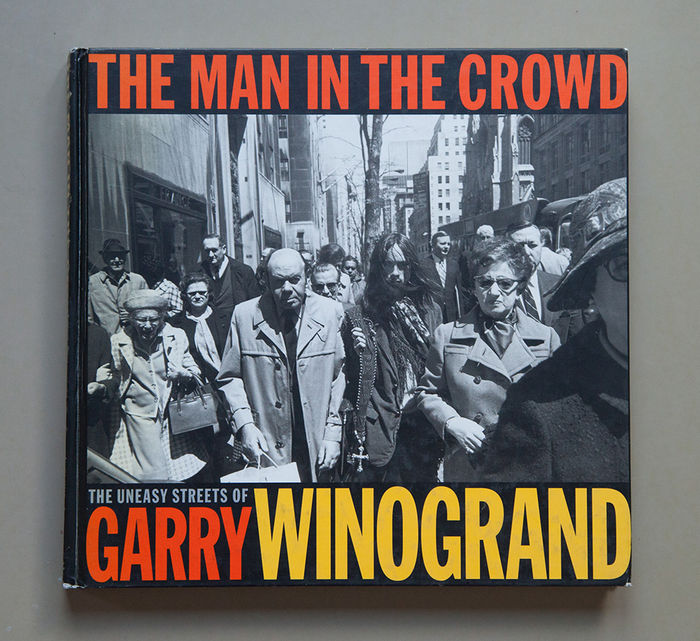 Garry Winogrand - the uneasy streets of Garry Winogrand - 1999
