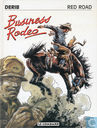 Comic Books - Red Road - Business Rodeo