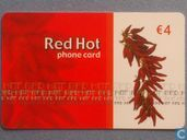 Red Hot phone card