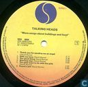 Vinyl records and CDs - Talking Heads - More songs about buildings and food