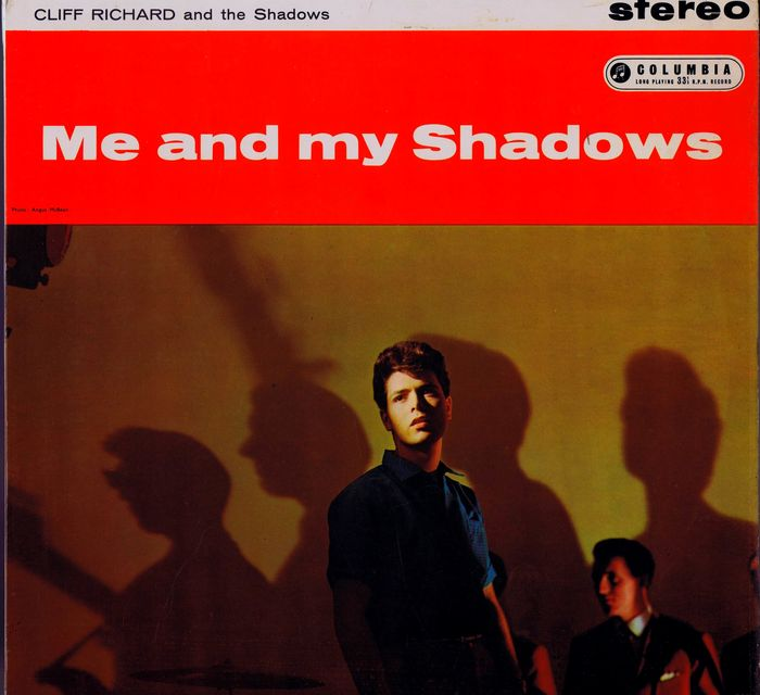 Cliff Richard And The Shadows Lp Me And My Shadows