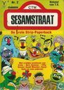 Comic Books - Sesamstraat - Sesamstraat - De grote strip-paperback 2