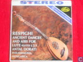Respighi Ancient Dances and Airs For Lute Suites I, II, III