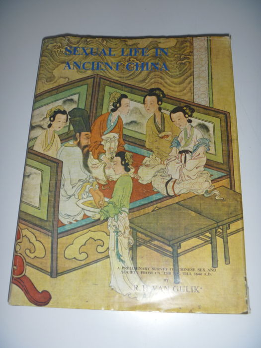 Ancient china in life sexual