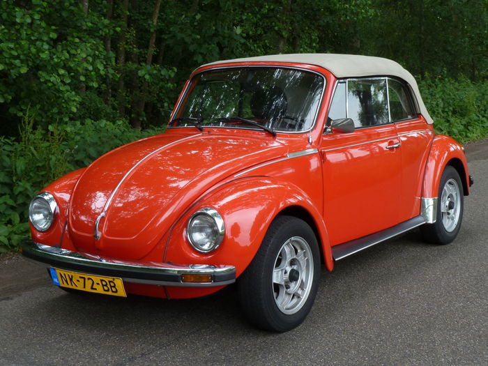 coccinelle cabriolet 1976