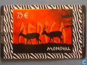 Africa - Mondial - limite 12/2003