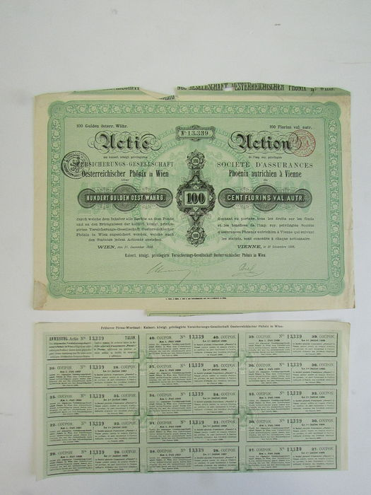 Coupons actions belges valeur