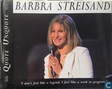 Barbra Streisand - Quote Unquote