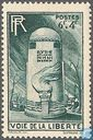 Postage Stamps - France [FRA] - Kilometerpost