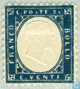 Timbres-poste - Italie [ITA] - Emmanuel Victor King II